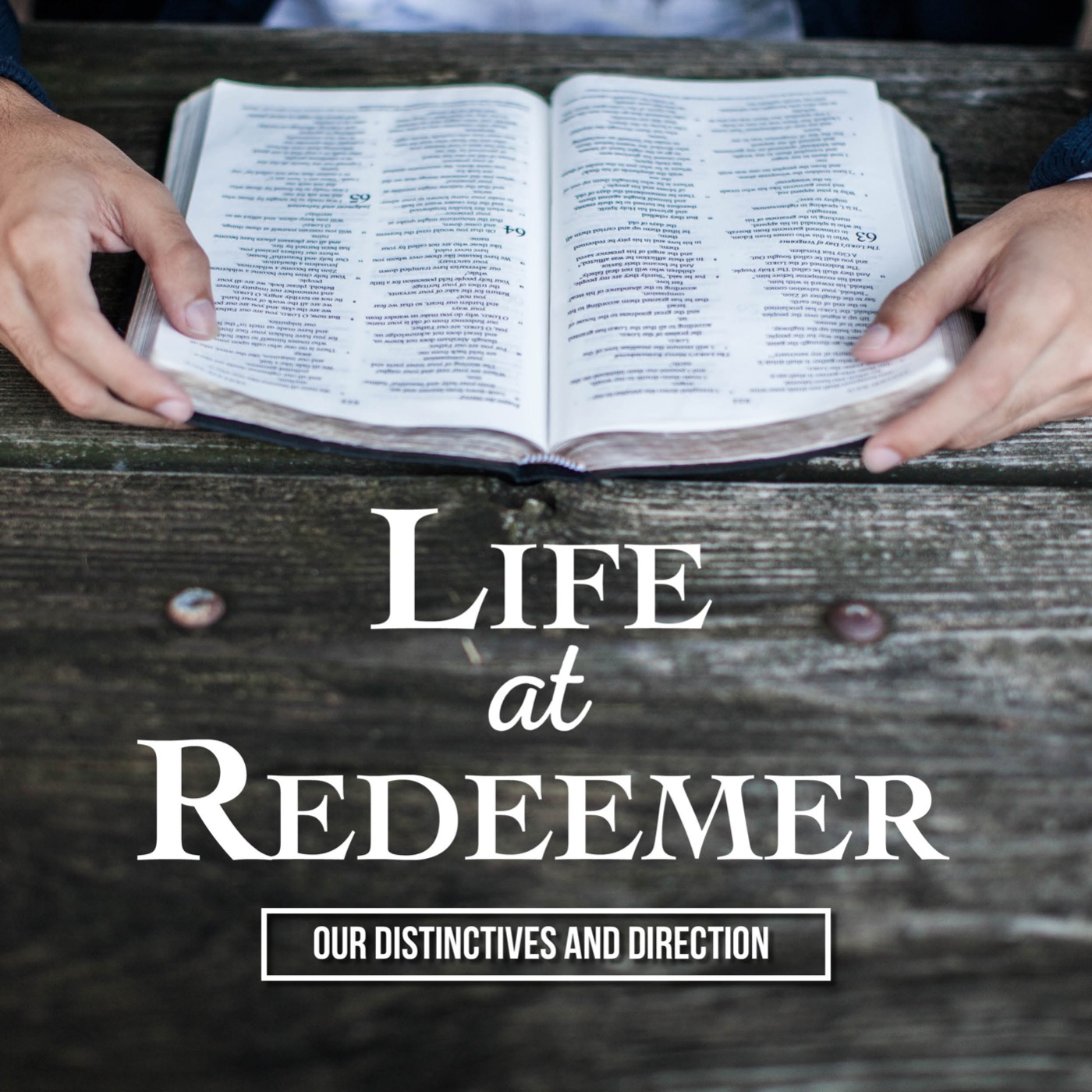 The Word Is Life Sermon